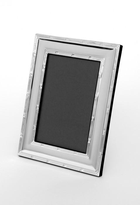 bilderrahmen fotorahmen 3 gr en 9 x 13 10 15 18 silber muster rahmen foto bild ebay. Black Bedroom Furniture Sets. Home Design Ideas