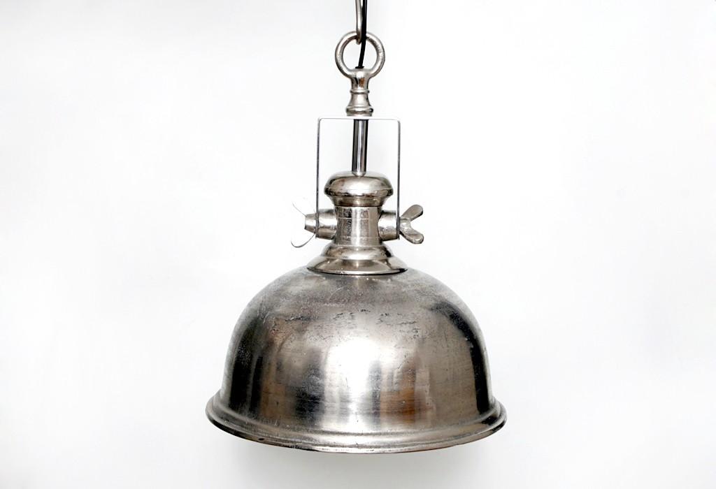 Pendellampe h ngeleuchte deckenlampe lampe rustikal metall for Lampen charlottenburg