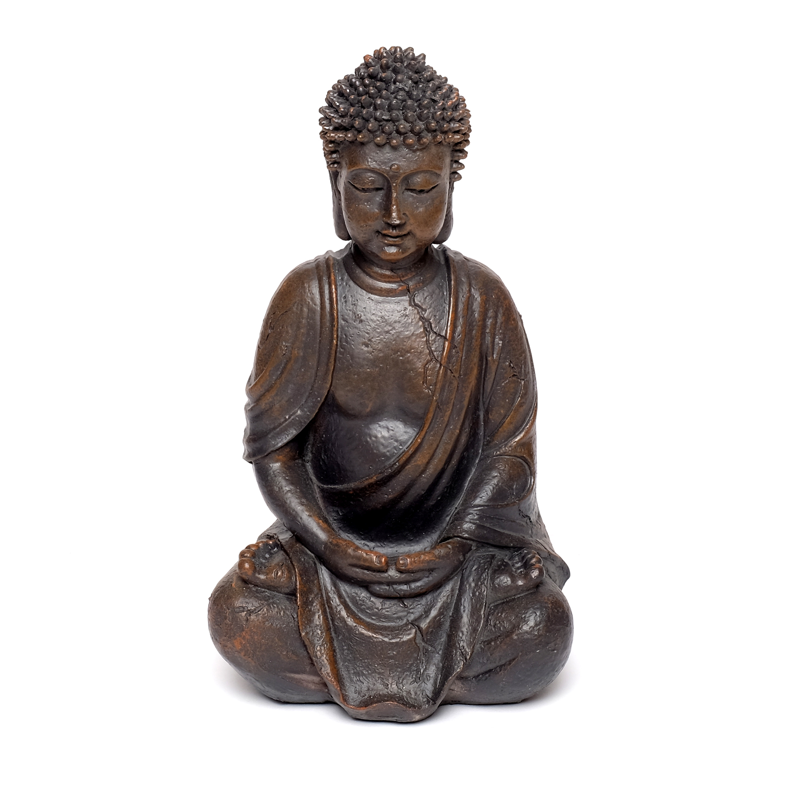 thai buddha figur statue dekoration vintage schlafzimmer. Black Bedroom Furniture Sets. Home Design Ideas