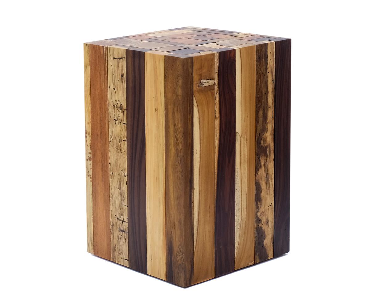 beistelltisch couchtisch tisch holz treibholz hocker massiv schwer echtholz neu ebay. Black Bedroom Furniture Sets. Home Design Ideas