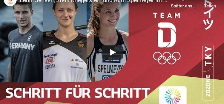 Steffi Kriegerstein RELIVE im Athleten-Talk