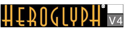Heroglyph Logo X